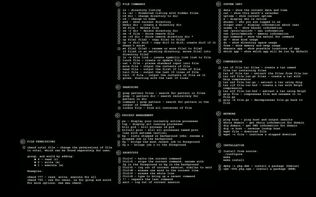 Linux常用命令笔记
